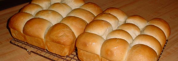homemade dinner rolls cooking with candra